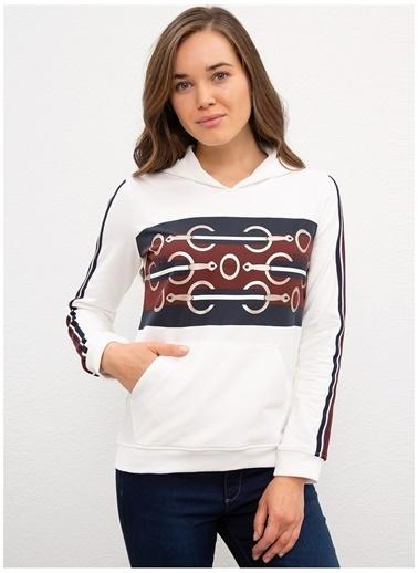U.S. Polo Assn. U.S. Polo Assn.  Ekru Sweatshirt Ekru